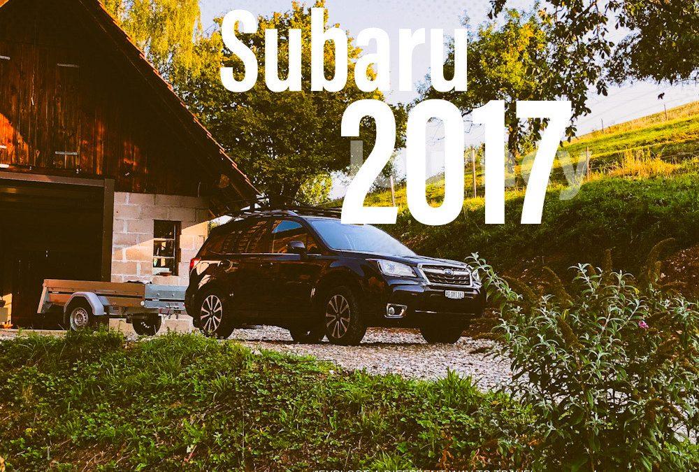 Subaru Forester zum Schnäppchenpreis